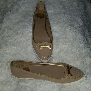 Authentic Tory Burch slip-ons